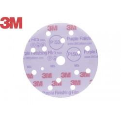 3m 260l afwerkingsschijven P800 150 mm
